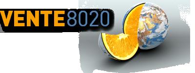 VENTE 8020 header image